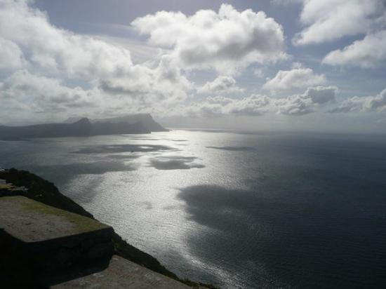 Cape Point Indian Ocean view